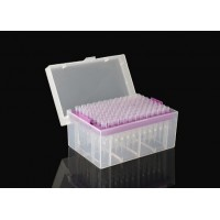 20 uL, Natural, 96 / Rack,  Low retention, Sterile, RNase/DNase free, with Universal Fitting