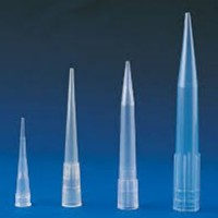 0.1-10 uL,  Universal Fitting , Sterile 1000 / Pack , DNase/ RNase Free, Non-Pyrogenic, Low Retention
