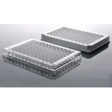 96 well Elisa plate, Undetachable, medium binding, clear, transparent, 96 Well with out cover,5/pk, 50/cs
